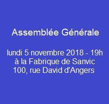 Assemblée Générale de Bien Vivre à Sanvic le 5 novembre