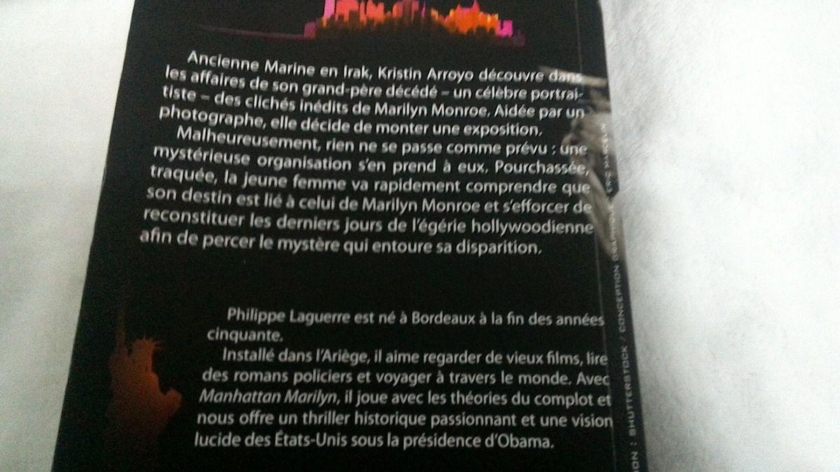 MANHATTAN MARILYN de Philippe LAGUERRE