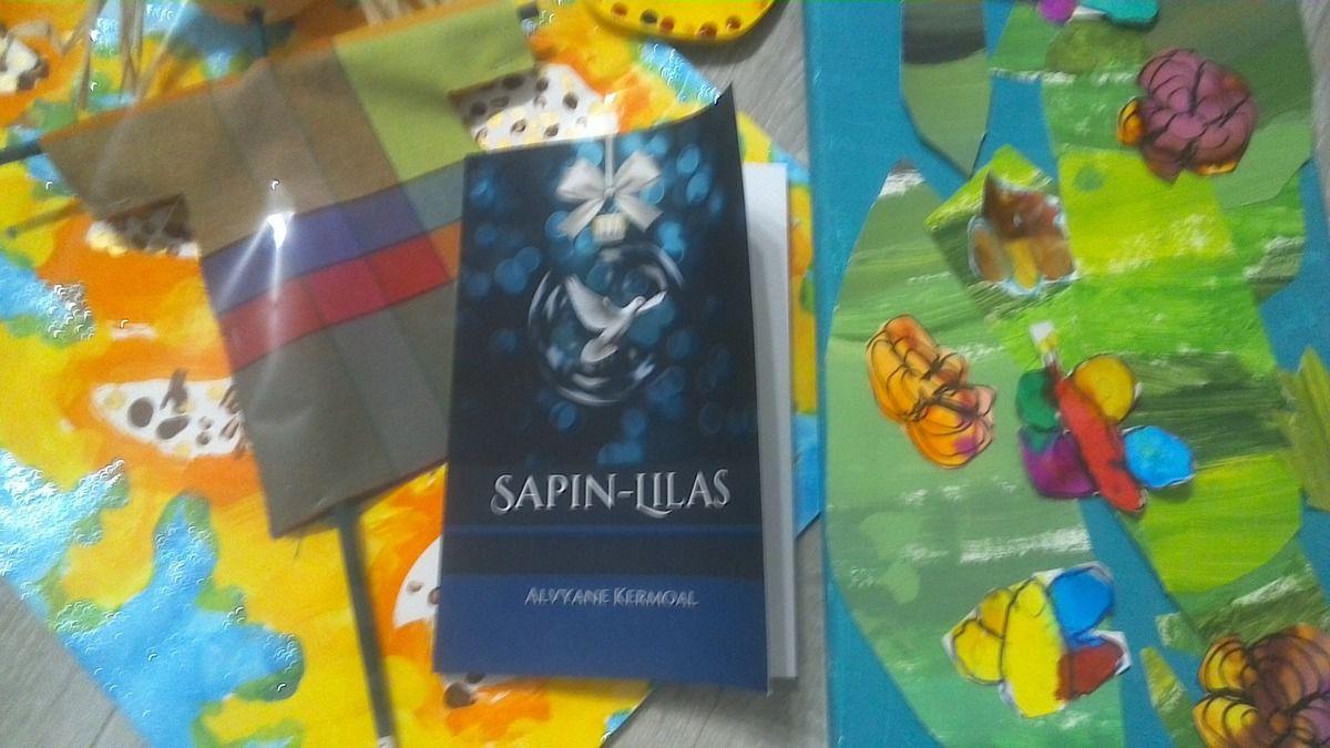 SAPIN-LILAS de Alvyane KERMOAL