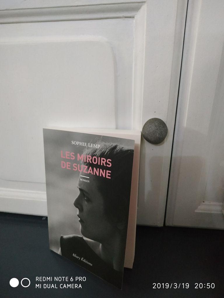 LES MIROIRS DE SUZANNE de Sophie LEMP