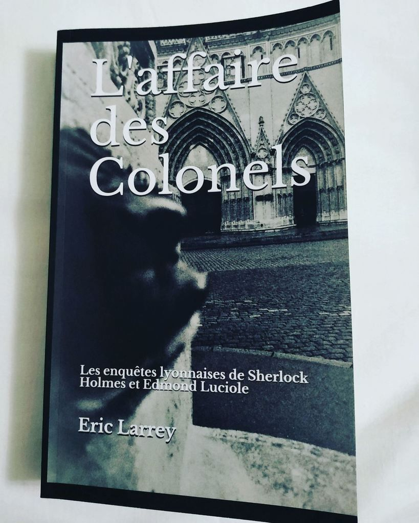 L'AFFAIRE DES COLONELS de Eric Larrey