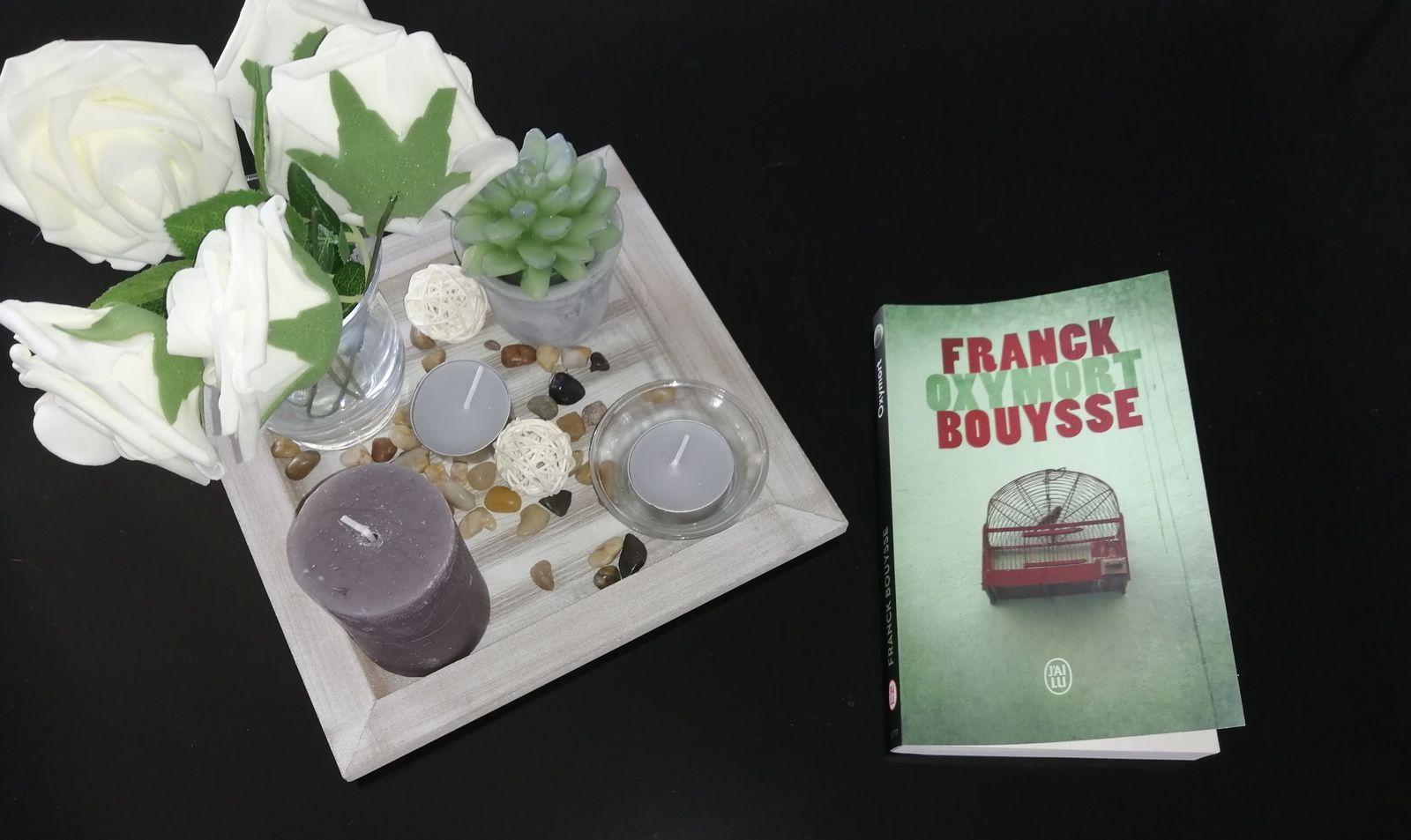 OXYMORT de Franck BOUYSSE