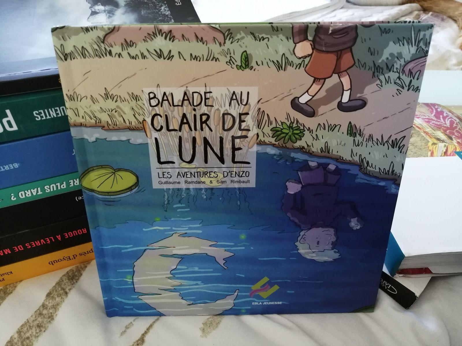 BALADE AU CLAIR DE LUNE de Guillaume Ramdane et Sam Rimbault