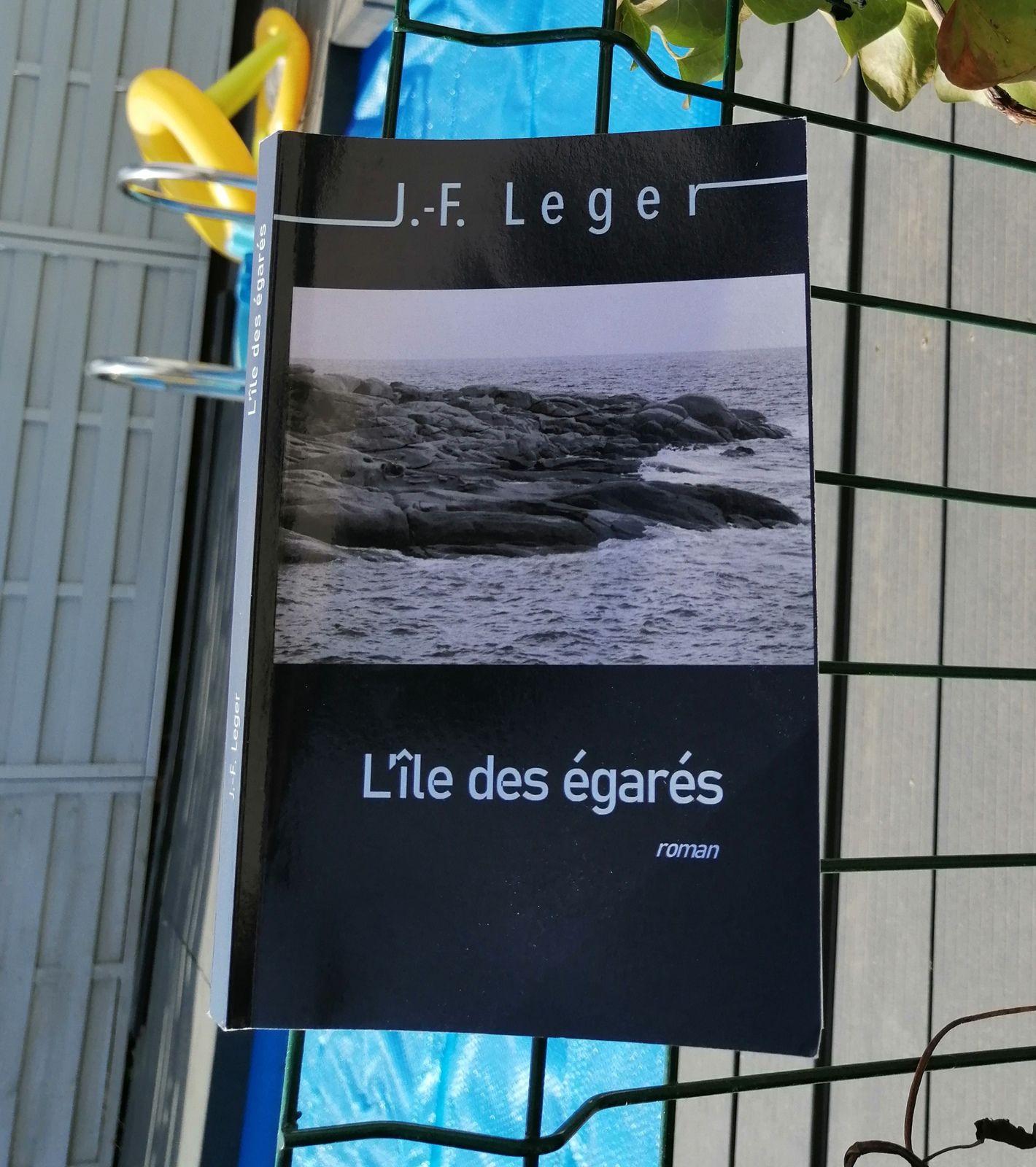L'ILE DES EGARES de J.F LEGER