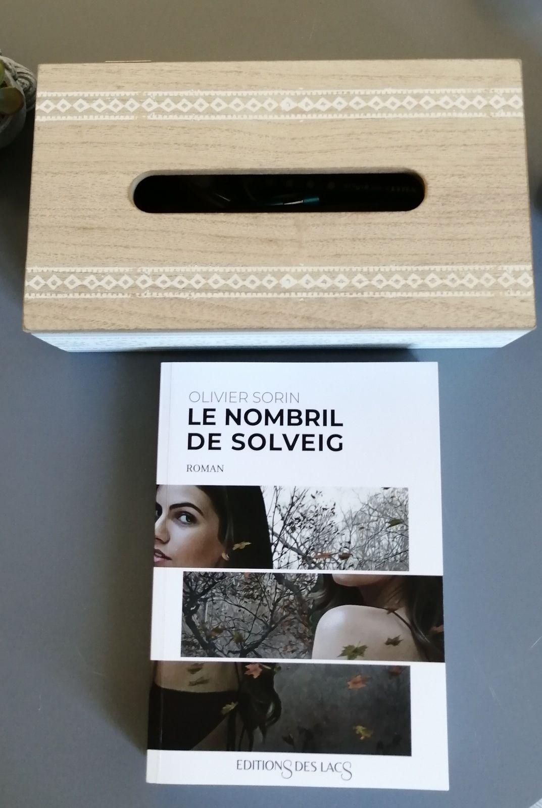 LE NOMBRIL DE SOLVEIG d'Olivier SORIN