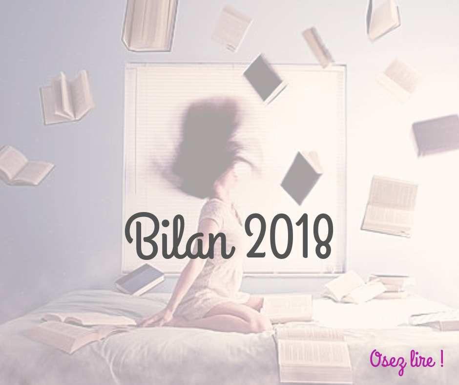 Bilan Lectures 2018