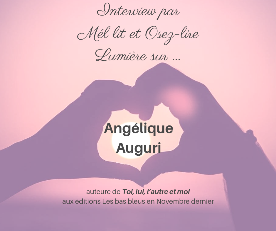 Interview Angélique Auguri