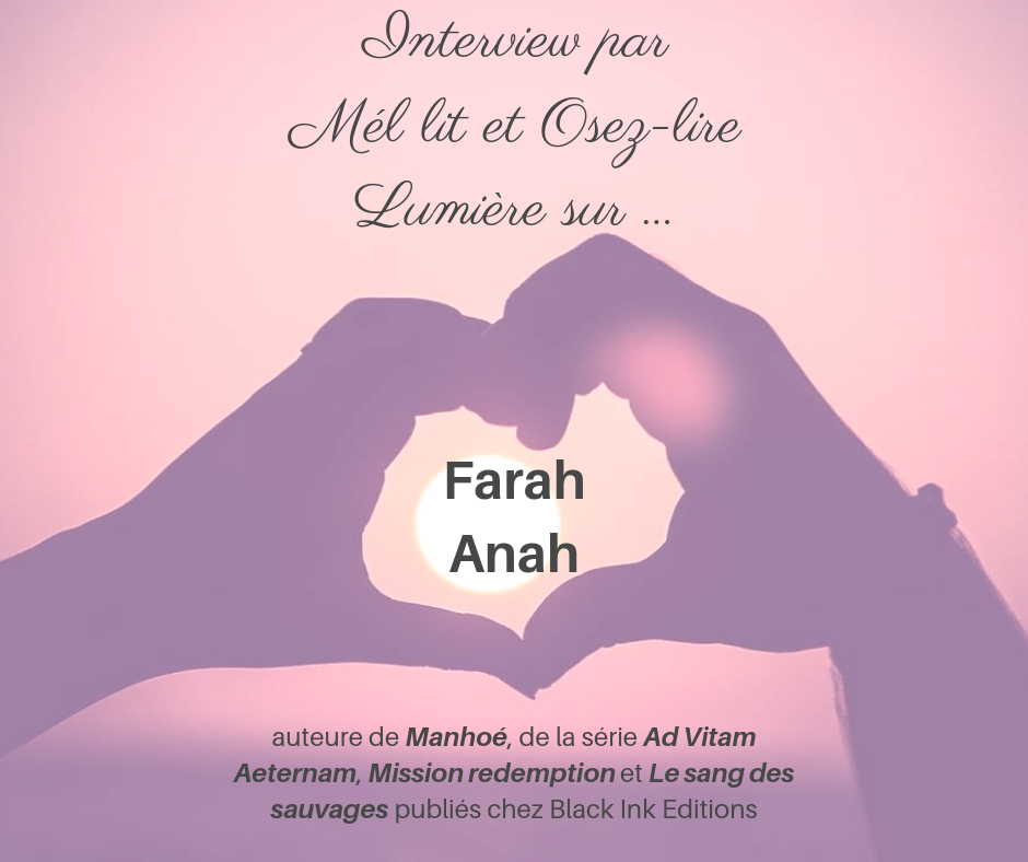 Interview Farah Anah