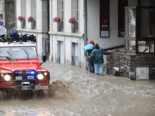 Pyrénées : 383 millions de m3 de réserve d'eau sous forme de neige pour la Garonne, deux fois plus qu'en 2013