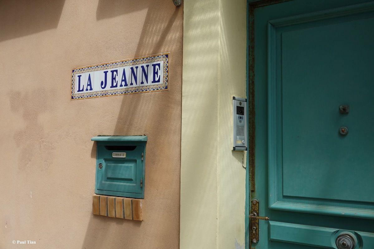 Chez Jeanne, la Jeanne...