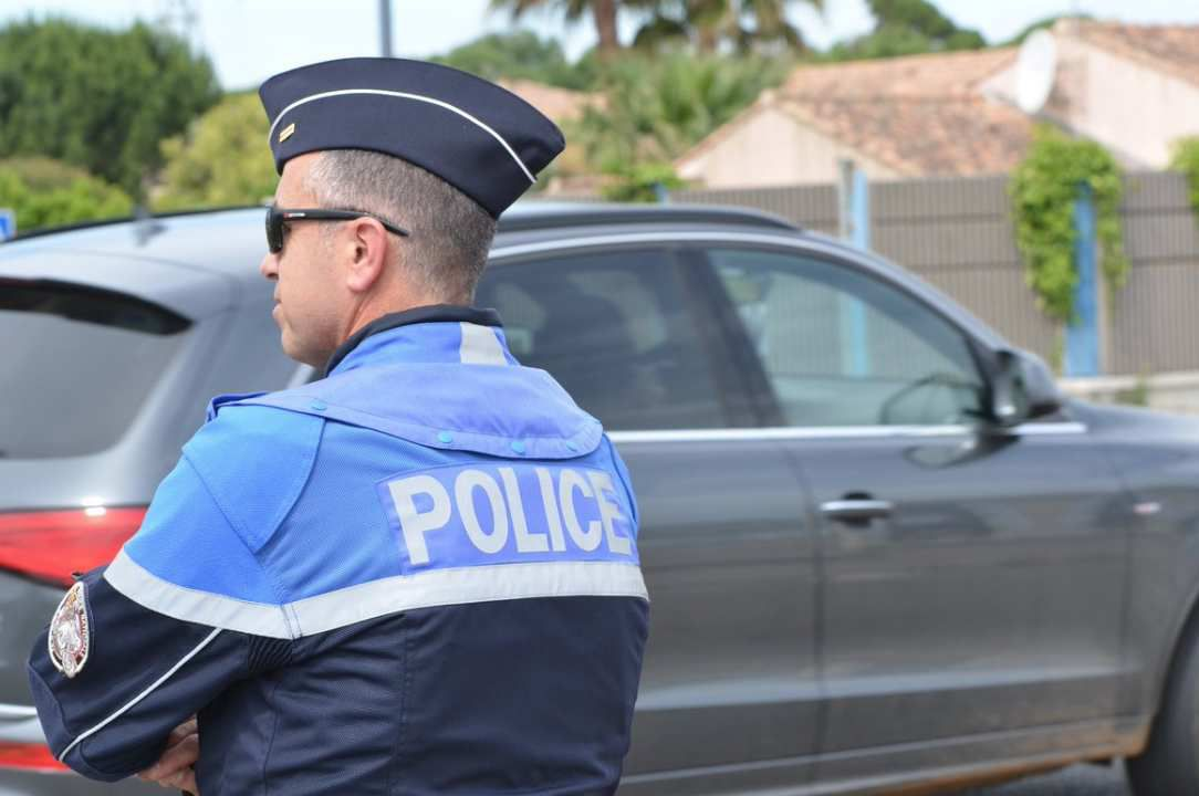 (Photo © Police Nationale)