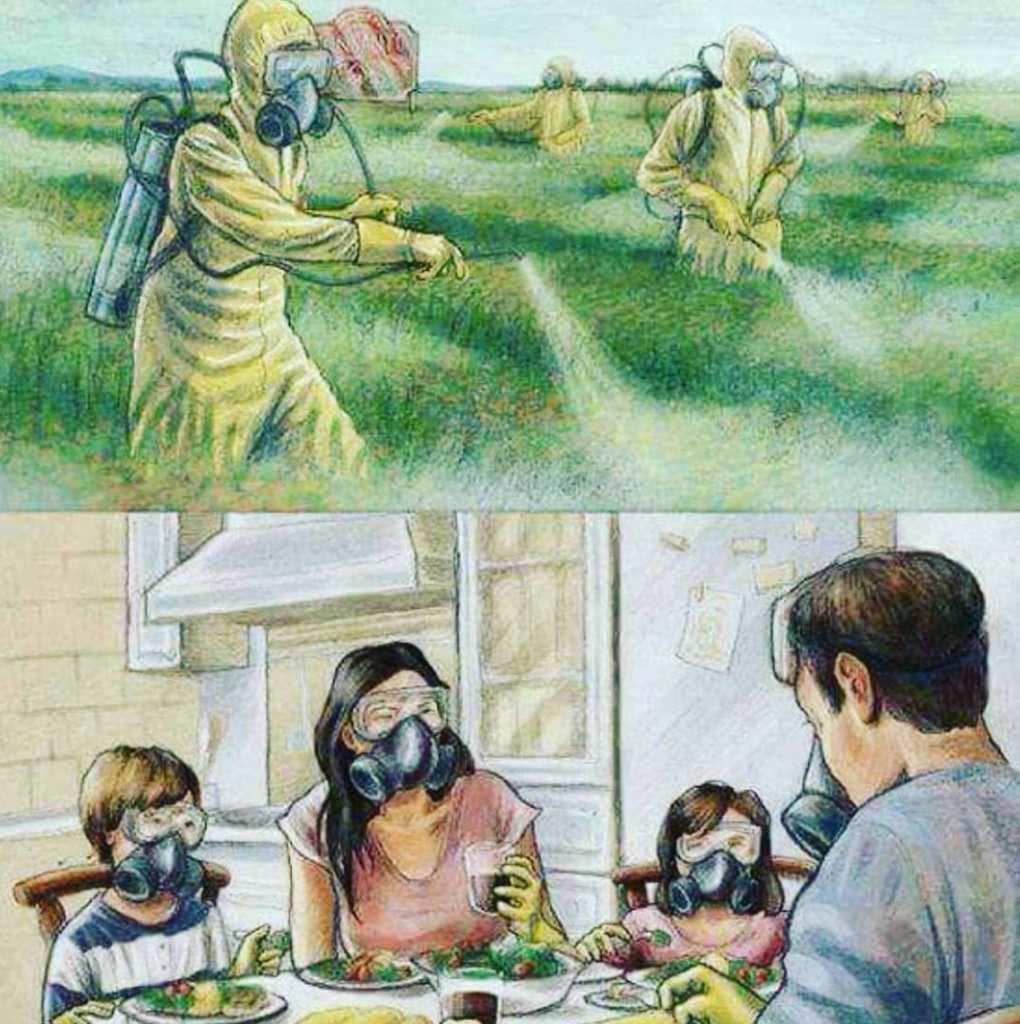 """Glyphosate : quand Monsanto crée des groupes de """"faux agriculteurs"""""""