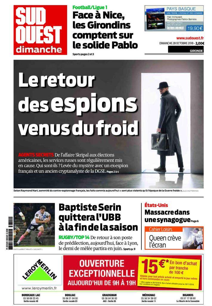 Onze morts dans une attaque antisémite dans une synagogue : service minimum pour les médias français