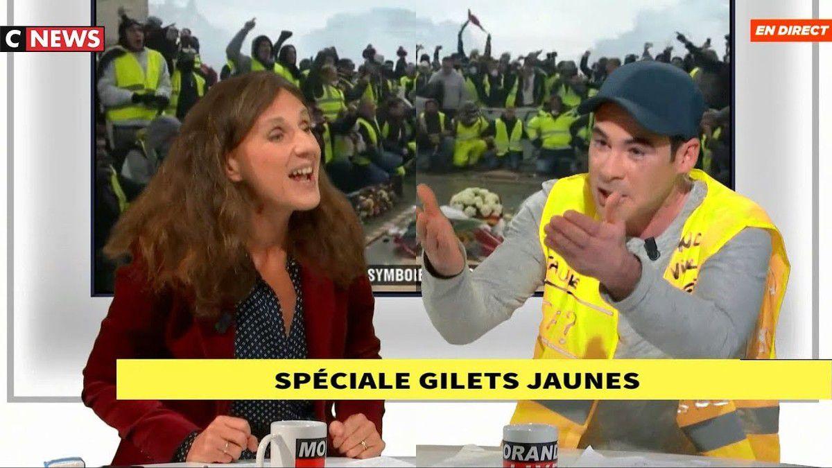 """Gilets Jaunes : """"Le pouvoir aux abois"""", le point de vue de Michel Onfray"""