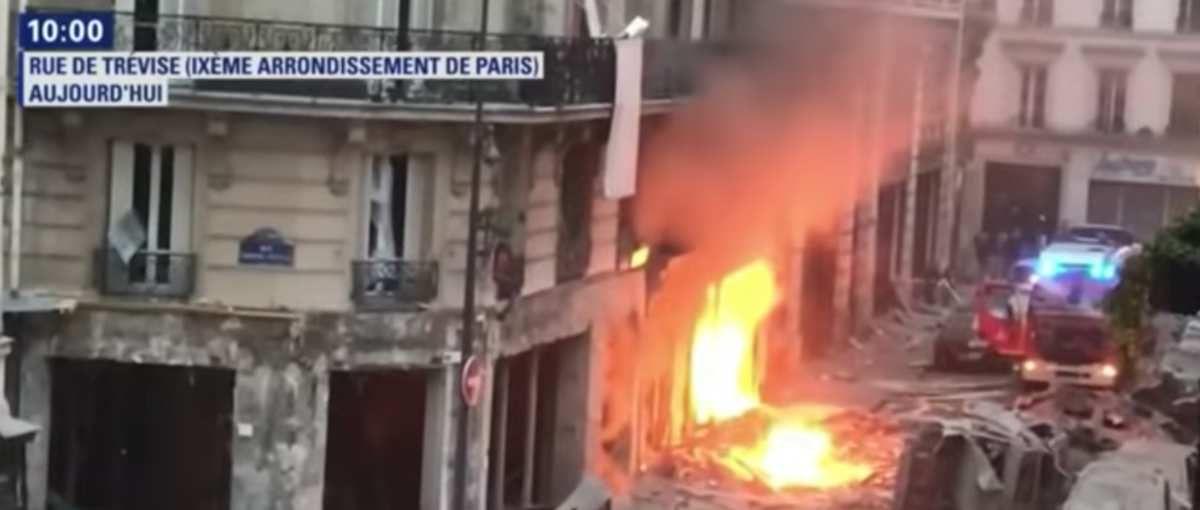 Explosion dans une boulangerie à Paris : quatre morts, dont deux pompiers