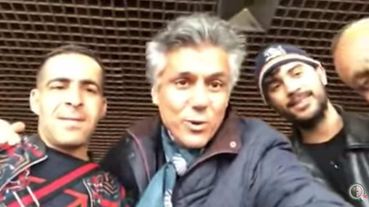 Genève : l'opposant Rachid Nekkaz interpellé dans l'hôpital où est soigné le président algérien Bouteflika