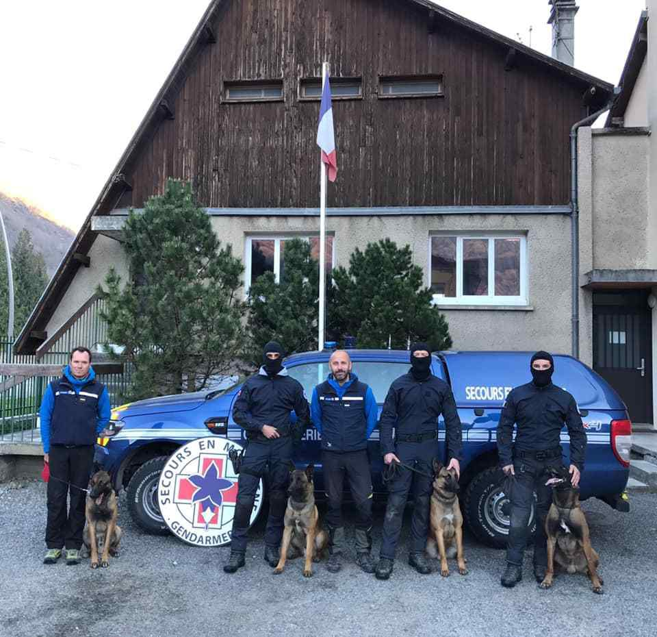 (Photo @ Facebook Gendarmerie 31)