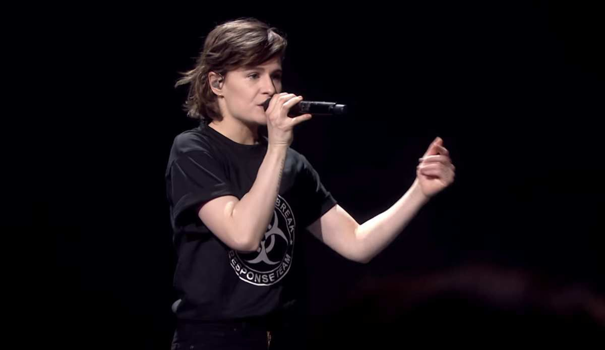Christine and the Queens : le 16 juillet, au théâtre de la Cité de Carcassonne... j'y serai !