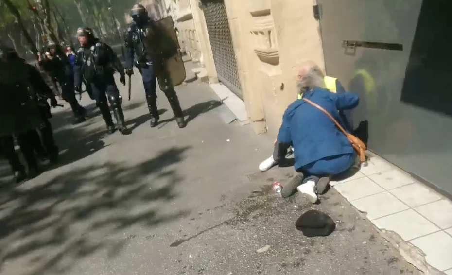 Gilets Jaunes : samedi, le droit de manifester a été piétiné à Toulouse (SNJ)