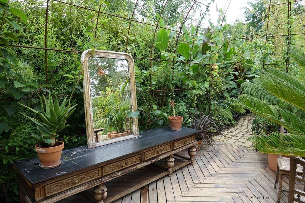 Un soir, une photo : miroir, mon beau miroir...