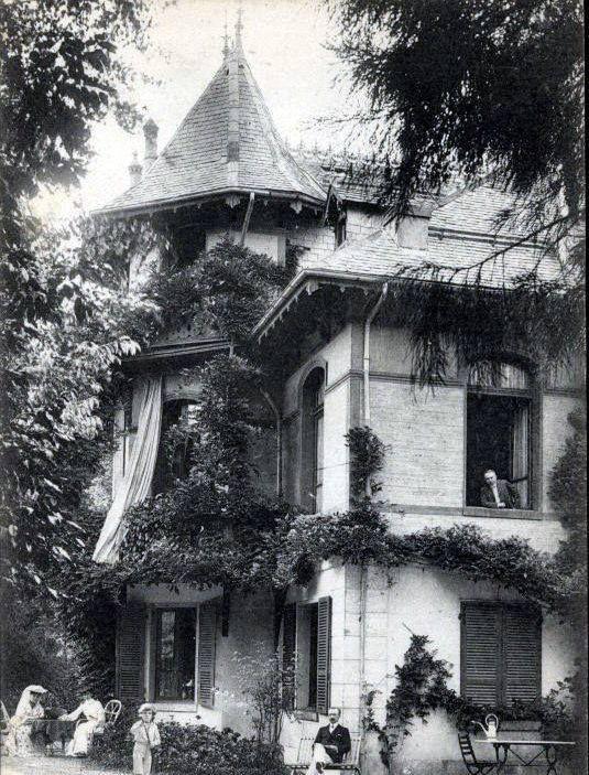 Vente de la villa Julia d'Edmond Rostand : et si elle devenait patrimoine de Luchon ?