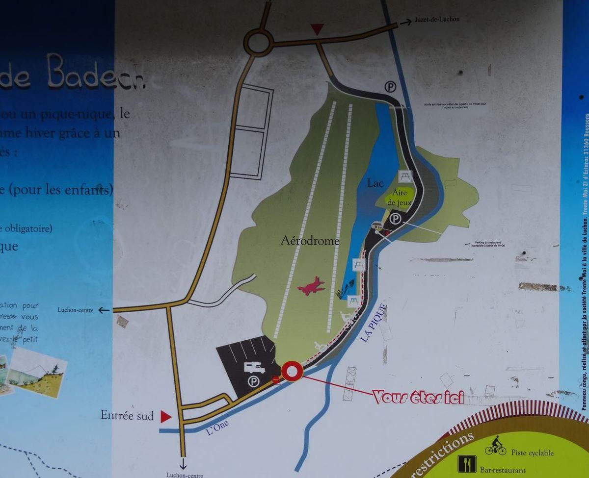 Luchon : bientôt, une aire de jeux pour enfants au lac de Badech ?