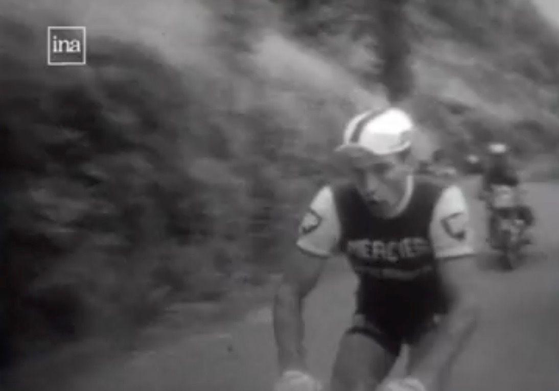 Tour de France 1964 : quand Raymond Poulidor plongeait sur Luchon dans une descente folle...