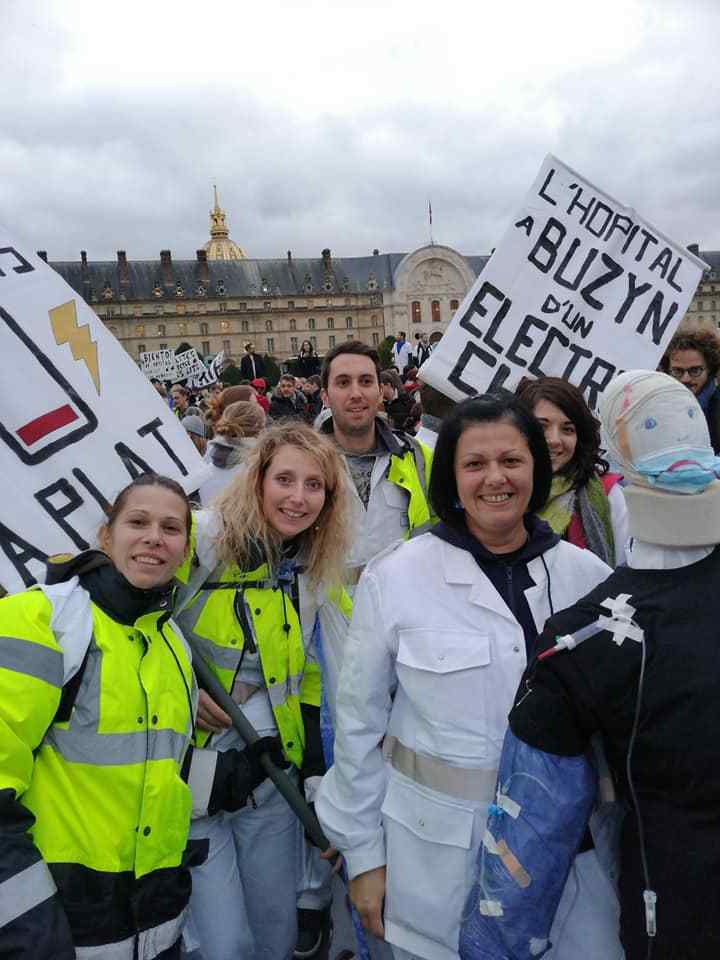 Hôpital public en colère : de Saint-Gaudens à Paris en passant par Toulouse