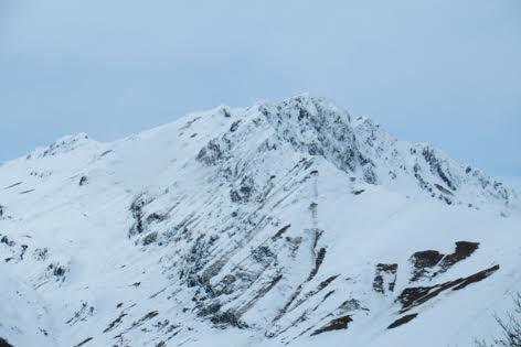 A Luchon-Superbagnères, sous le signe de la neige...