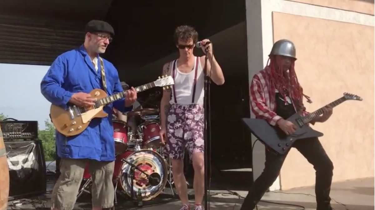"Fos : un week-end punk avec le ""Winter Moun's Festival"""