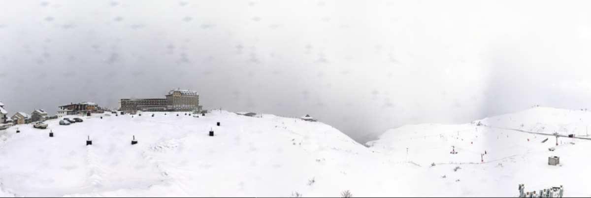Luchon-Superbagnères : que de neige !