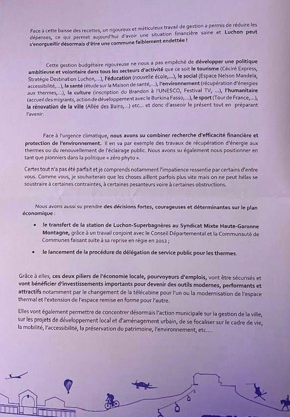 Municipales 2020 : Louis Ferré candidat à sa succession