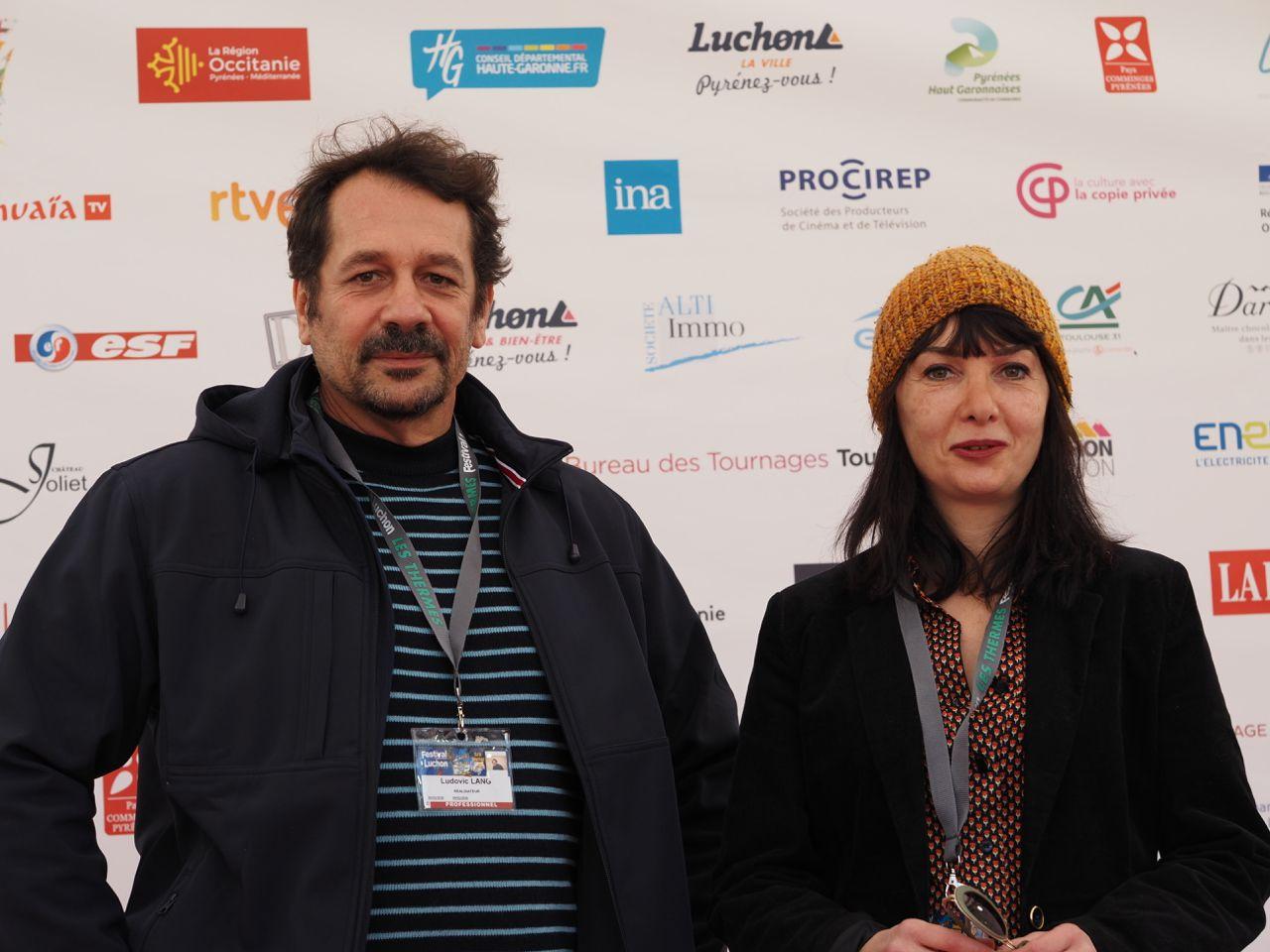 Festival TV de Luchon : un premier jour en photos