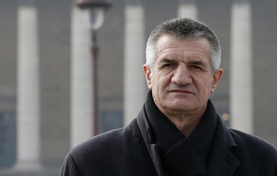 Le député Jean Lassalle de passage en Pays de Luchon