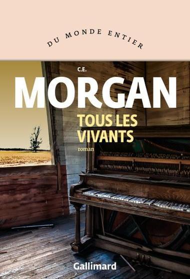 """Du côté de chez Jachri : """"Tous les vivants"""" de C.E. Morgan"""