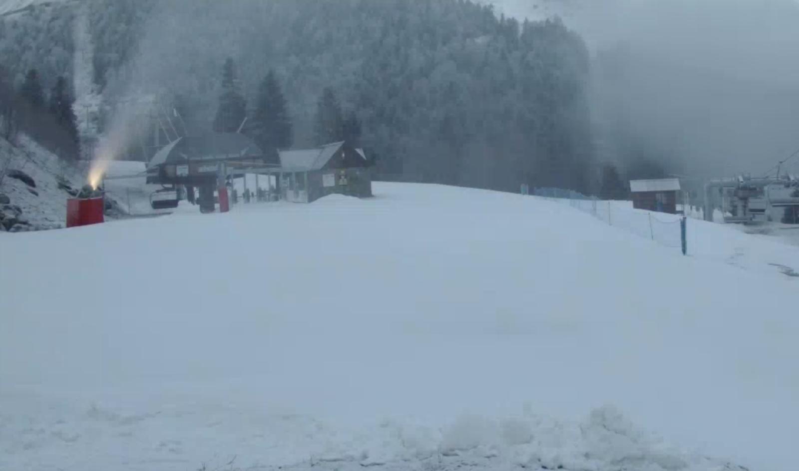 Luchon-Superbagnères : bienvenue la neige !