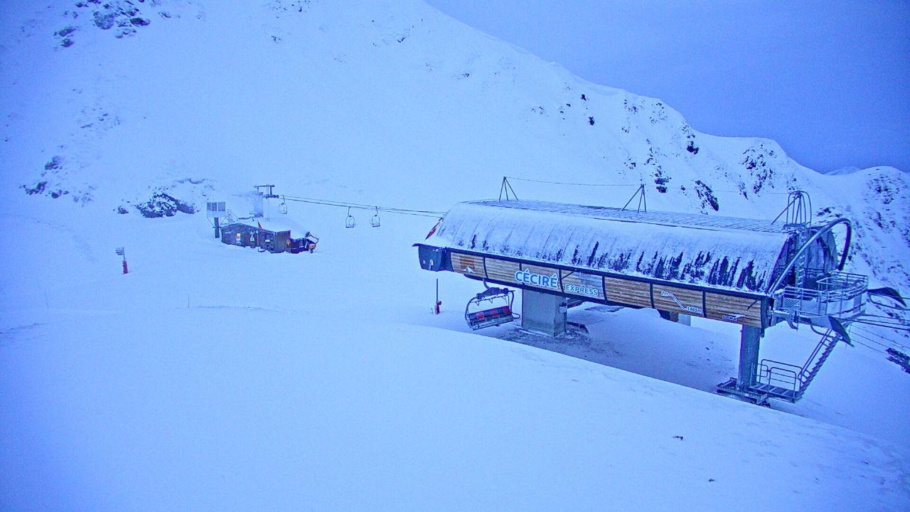 Luchon-Superbagnères : au rendez-vous de la neige...