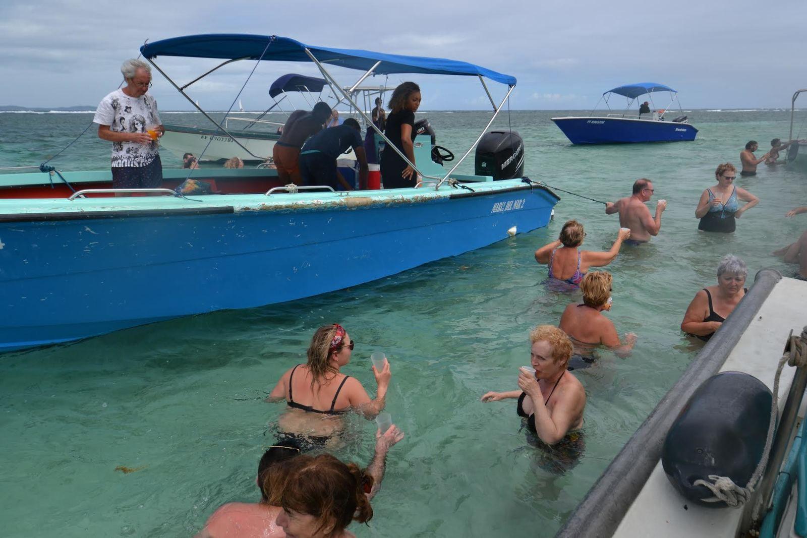 Des vacances agitées en Martinique... en temps de Covid-19