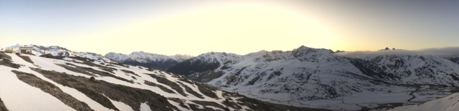Pyrénées : du côté de Baqueira Beret...