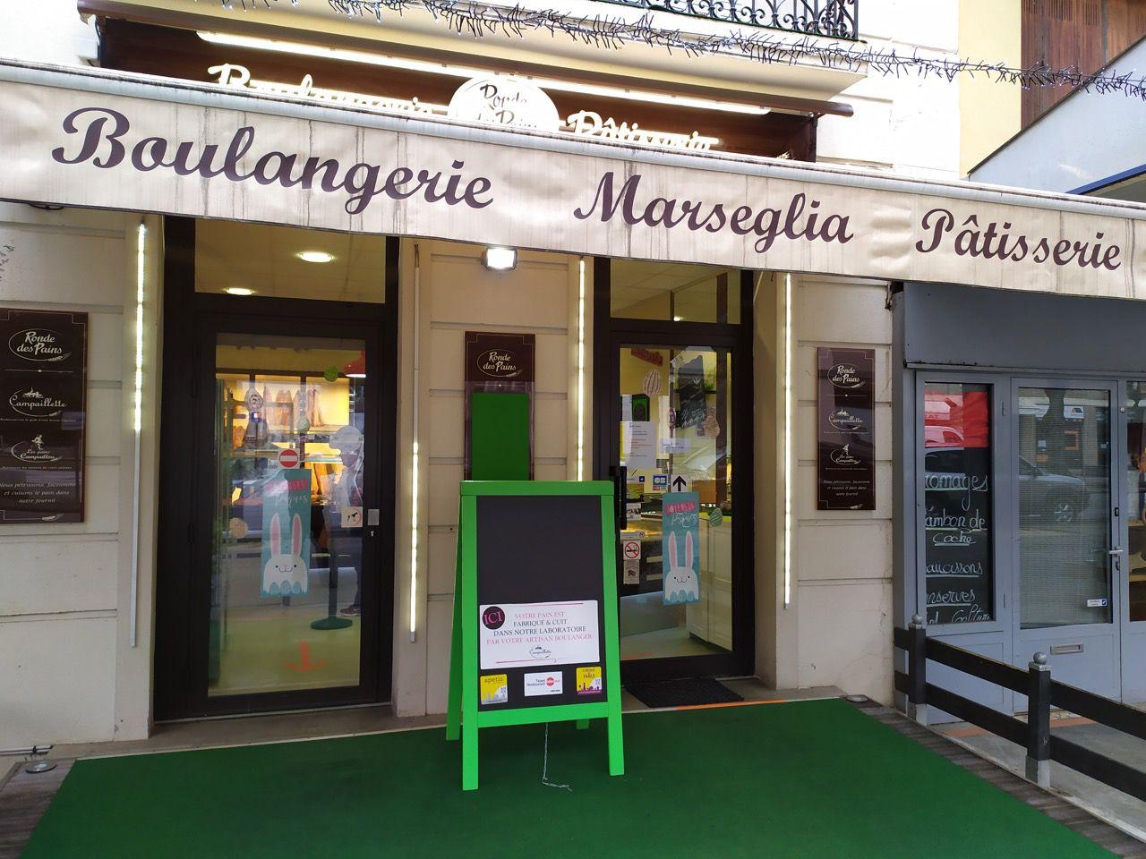 Confinement : à Luchon, la Boulangerie Marseglia livre aussi à domicile