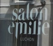 Luchon. Réouverture du Salon d'Emilie : J-6
