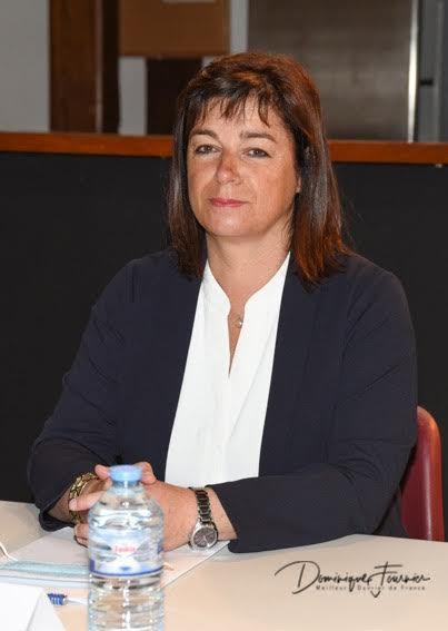 Sabine Cazes (4ème adjointe (Photo © Domy)