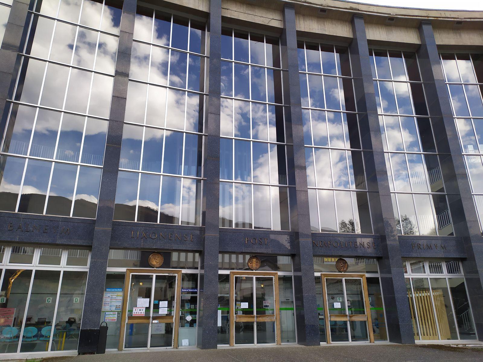 Déconfinement : vers la réouverture des Thermes de Luchon en juillet