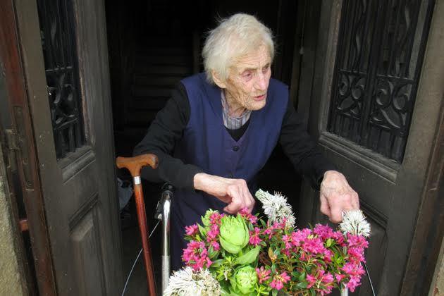 Portet-de-Luchon : 100 bougies pour Jeanne Bilot
