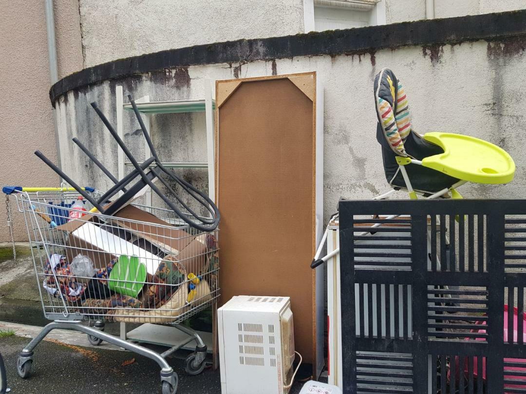 """Luchon : """"Y en a marre des déchets en dépôts sauvages !"""""""