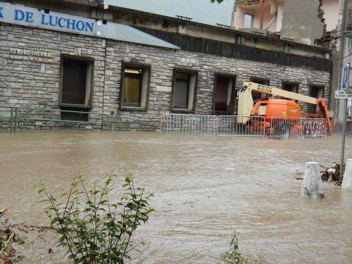 13 juin 2013 : il y a 7 ans, Luchon, Saint-Béat, Fos... inondés