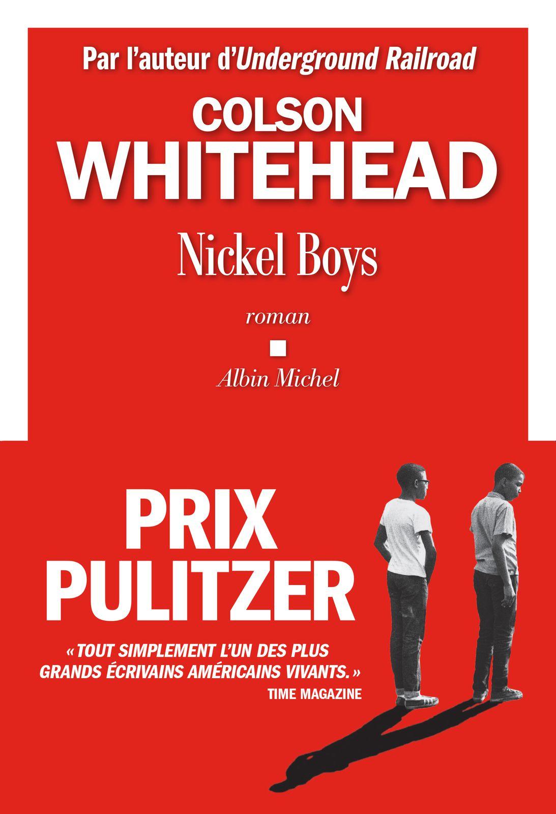 """Du côté de chez Jachri : """"Nickel boys"""" de Colson Whitehead"""