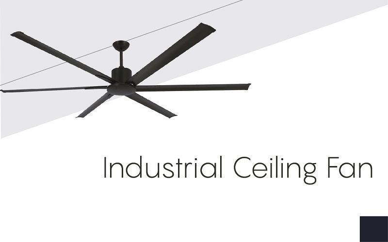 It Is Necessary To Use An Industrial Ceiling Fans Get Fresh Air Even In A Wide Areas Produce Higher Consist Heavy Duty
