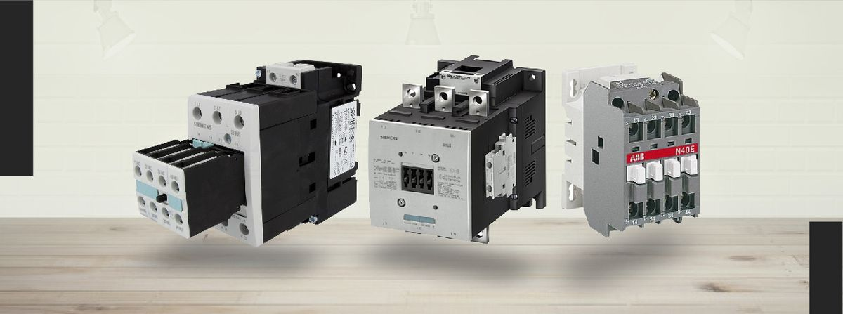 List of Top Brands of Auxiliary Contactors in India