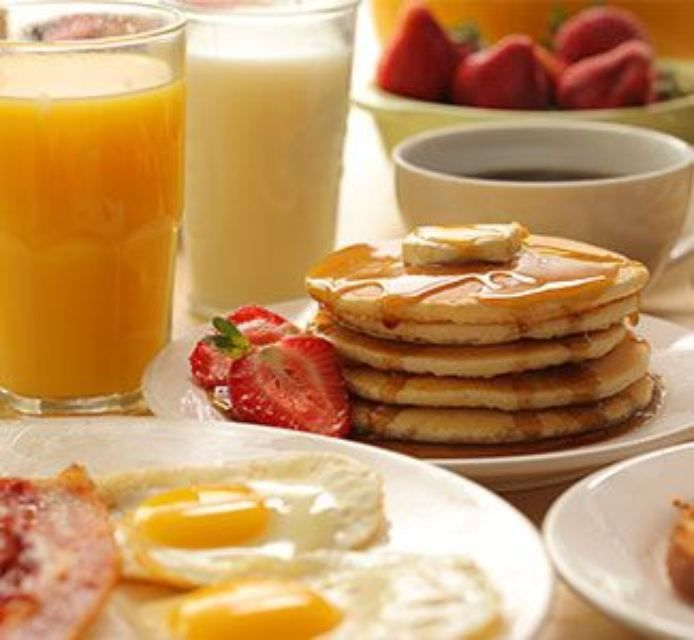 """Do you want to have a good health, better memory and concentration, lower levels of """"bad"""" LDL cholesterol, and lower chances of getting diabetes, heart disease, and being overweight? So better enjoy your breakfast meal.  Breakfast is the most important meal of the day. Eating a variety of healthy foods for breakfastdoes not only kick-start your metabolism, helping you burn calories throughout the day, italso gives you the energy you need to get things done,helps you focus at work or at school, and can even keep you from getting sick."""